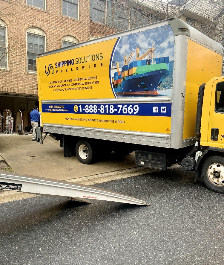 Moving Companies Gaithersburg MD
